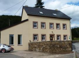 Engelsdorfer-Ferienhaus-Enztal-Suedeifel, Zweifelscheid (Irrhausen yakınında)