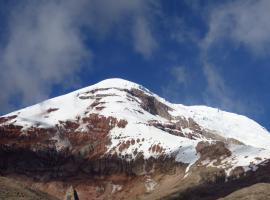 Hostal Cumanda, Riobamba (Alao yakınında)