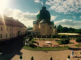Liškiavos vienuolyno ansamblis, Liškiava (Near Dzukija National Park)