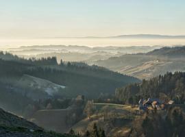 Bergrestaurant Ahorn Alp, Eriswil (Hergiswil yakınında)