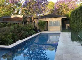Roseville Pool House, Sidney (Killara yakınında)