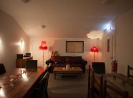 Mjóanes accommodation, Vallanes