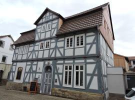 Wohlfühl Appartments, Felsberg (Unshausen yakınında)