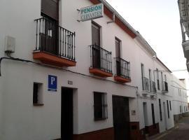 B&B Cervantes, Cortegana (Encinasola yakınında)