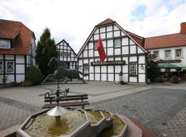 Hotel Altes Gasthaus Greve, Recke (Mettingen yakınında)