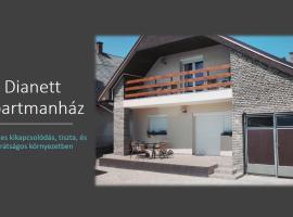 Dianett Apartman