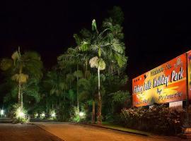 Fishery Falls Holiday Park, Bellenden Ker