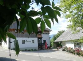 Ortnerhof Ennstal, Aigen im Ennstal (Stainach yakınında)