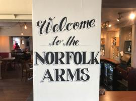 The Norfolk Arms, Chapeltown