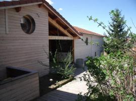 Jardin Mirandou, Montfaucon (рядом с городом Lapte)