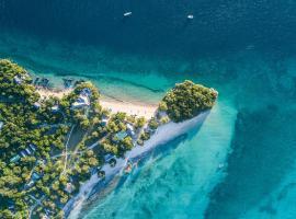 Azura Quilalea, Ilha Quilaluia (Near Macomia Administrative District)