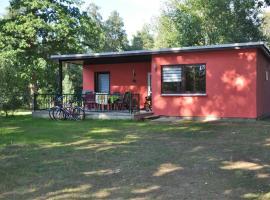 Ferienhaus Warthe UCK 2041, Warthe (Hardenbeck yakınında)