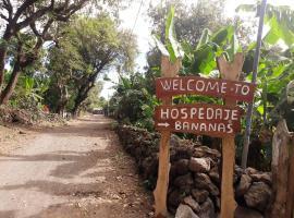 Hospedaje Bananas, Altagracia (Near Chontales Region)
