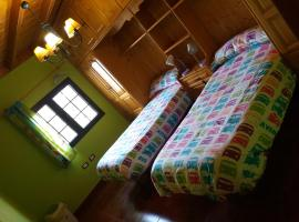 Black Pig Hostel, Tenteniguada