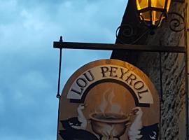 Auberge Lou Peyrol, Montferrand-du-Périgord (рядом с городом Sainte-Croix-de-Beaumont)