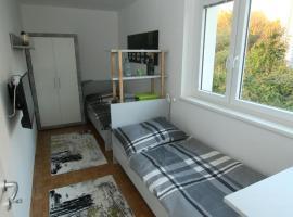 voll möbliertes Apartment 70qm, 린츠