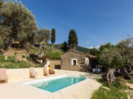 Casa Nelle Terre di Mezzo, Pettineo (Reitano yakınında)