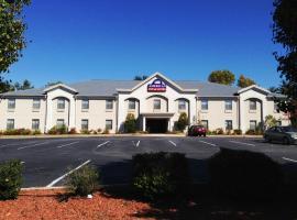 American Inn & Suites - High Point, High Point (in de buurt van Thomasville)