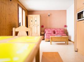 Les Campanules appartement N 10, La Crépinière (Near La Giettaz)