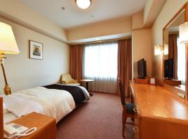 Crest Hotel Kashiwa, Kashiwa (Fujishiro yakınında)