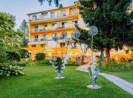 Harmonie Hotel am See (Adults Only), Egg am Faaker See