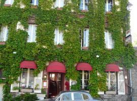 Hotel Henri IV, Saint-Valery-en-Caux