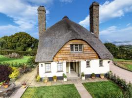 Rock House Cottage, Эксетер (рядом с городом Bridford)