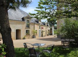 Logis Hôtel Le Chai De La Paleine, Le Puy-Notre-Dame