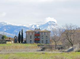 Atardeceres d'Aragón, Fontellas (Losanglis yakınında)