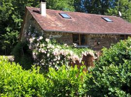Le Moulin Neuf - Dordogne SW France, Saint-Priest-les-Fougères (рядом с городом La Coquille)