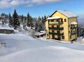 Hotel Muntele Mic, Muntele Mic