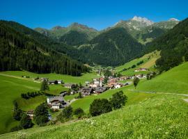 App. Ederhof, Rio Bianco (Malghe di Mezzomonte yakınında)