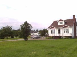 Auberge Renaissance/ Inn, Lamèque (Caraquet yakınında)