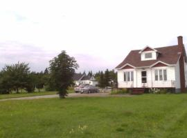 Auberge Renaissance/ Inn, Lamèque (Shippagan yakınında)