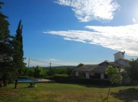 Parque Serrano, Valle Hermoso (Casa Grande yakınında)