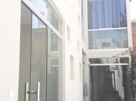 Residencia Universitaria + BICI