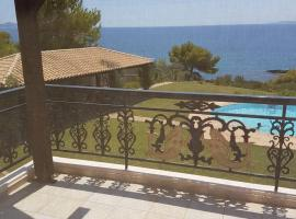 VILLA PORTO CHELI with Private Beach
