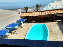 Hotel Residencial Cristina, Atalaia Nova (Pirambu yakınında)