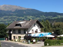Gasthof-Pension Reidnwirt, Baldramsdorf (Gendorf yakınında)