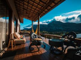 Solar da Lapinha, Santana do Riacho (Santana de Pirapama yakınında)