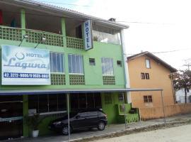 Hotel Laguna, Balneário Praia do Leste