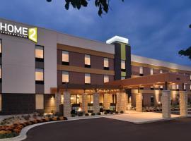 Home2 Suites By Hilton Joliet Plainfield, Joliet