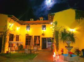 Hotel Casa del Cerro