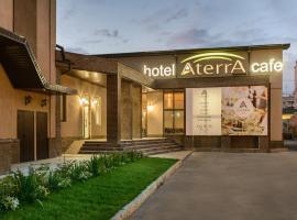 Aterrasuite Hotel, Novosibirsk