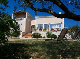 Villa Anatoli In Agia Efimia Countryside, Айя-Евфимия (рядом с городом Makriótika)