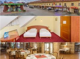 Hotel Bastion, Kostrzyn nad Odrą (Alt Tucheband yakınında)