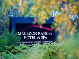 Macedon Ranges Hotel & Spa, Macedon