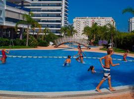 Ag Eden Resort, Gandía (Caserío La Estación yakınında)