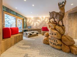 Hotel Eterlou, Мерібель