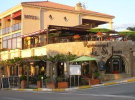 Hotel & Restaurant le Saint Jean, Cargèse